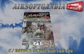 Revista Accion Airsoft nº 1
