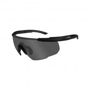 WILEY X SABER ADVANCED Smoke Grey Matte Black Frame