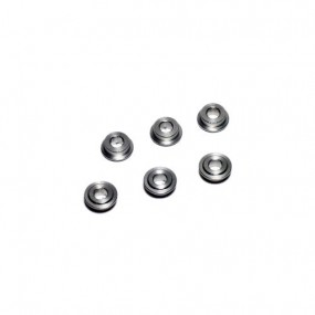 MODIFY Tempered Stainless Bushing 6.1mm (6 pcs)