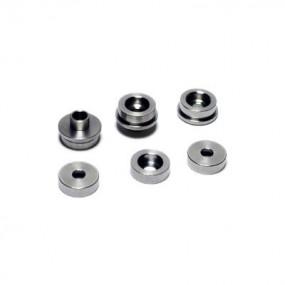MODIFY Stainless Bushing for SMOOTH Modular Gear Set 8mm (6 pcs)