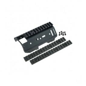 ICS MM-40 MGL Aluminum Lower Handguard (Long Version)