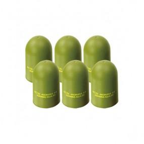 ICS MA-166 Cap for 40mm Lightweight Grenade (6 pcs/box)