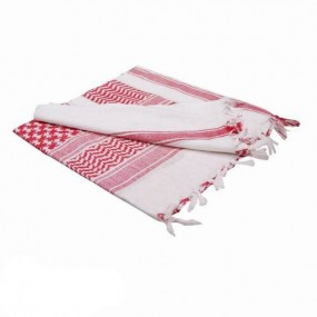 CONDOR 201-004 Shemagh Red/White