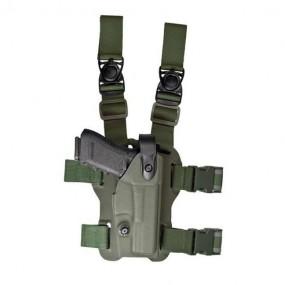 """VKL8 LAND Colt King Cobra 4""""/Python 4""""/Trooper 4"""" OD Left Hand"""