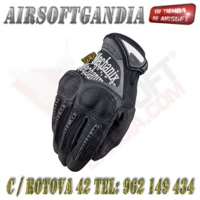 Mechanix M-Pact 3 Negros Talla S