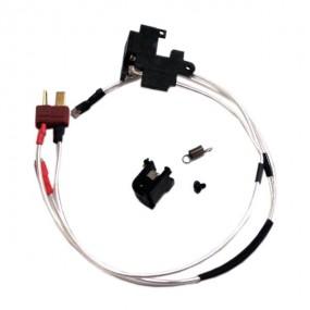 MODIFY Quantum Low Resistance Wire Set M4 Series (Back) Silver-Plat.
