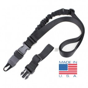 CONDOR US1021-002 VIPER Single Bungee One Point Sling Black