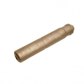 G&G SOCOM Sound Suppressor-L Desert Tan (14mm CCW) / G-01-004-1