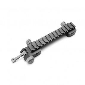 G&G Scope Ring Riser w/ Flip-Up Rear Sight / G-03-032