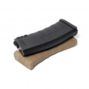 G&G 120R Mid-Cap Magazine for GR16 (Black) 5pcs/pack / G-08-124