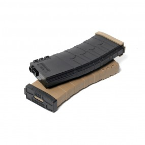 G&G 120R Mid-Cap Magazine GR16 (Tan/Black) 5pcs+ BB Loader G-08-127-1