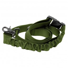 G&G Single Point Bungee Rifle Sling (OD) / G-05-046-2