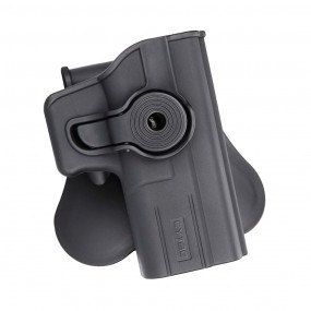 CYTAC CY-XD45 Polymer Holster - Springfield XD .40/9mm/.45