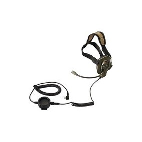 Bow M-Tactical Military Headset - Midland EVO