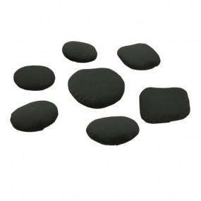 CONDOR 221055-002 Helmet Pads II Black (7 Pcs)