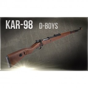 D-Boys Kar 98k Wood Version