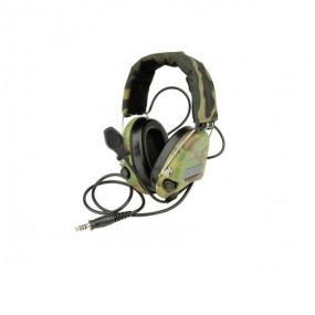 ZSordin Headset multicam con caja simple