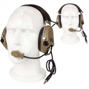 ZSordin Headset tan con caja simple