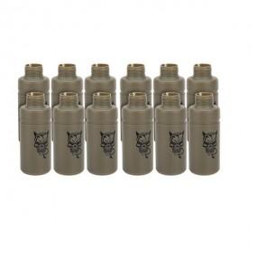 Pack Carcasa Devil 12pcs S-06