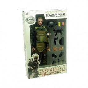 Soldado Special Force Verde