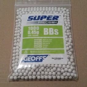 Geoffs Super Precision 0.45