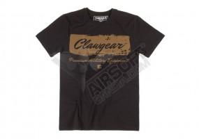 Camiseta Escritos a mano Clawgear