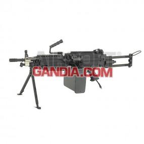 HPA A&K M249 Paraca - Black