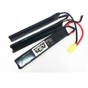 Bateria RACCOON 11.1V 1300MAH 25C 3 elementos