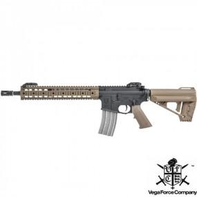 Fusil Vega Force VR16 Fighter Carbine MK2 AEG - 6 mm TAN VFC