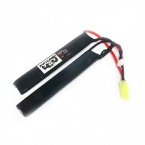 Bateria RACCOON 7.4V 1300MAH 25C 2 elemetos