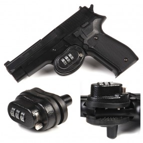 Candado Combinacion para arma