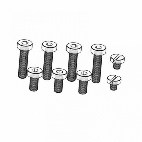 Set of screws for Retro ARMS gearboxes