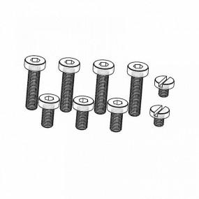 Set of screws for Retro ARMS V3 gearboxes