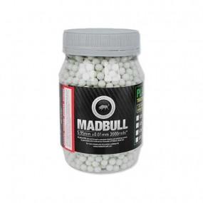Madbull bbs 0.20g  Bio Tracer PLA, 2000rds