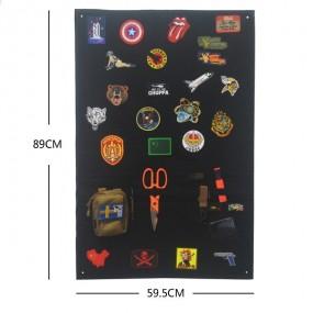 Expositor para Parche y Pouch  58cm*45cm