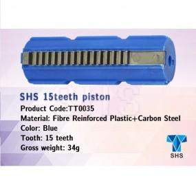 Piston shs 15 diente acero TT0035