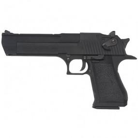 Desert Eagle Gas Blowback Pistol ( Black ) WE
