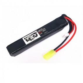 Bateria RACCOON LIPO 11.1 V 1300MAH 25C tubo