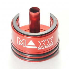 CNC Aluminum Double Air Seal & Damper AEG Cylinder Head MAXX MODEL
