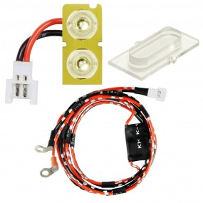 Single UV LED Board w/ Clear Cover and Module set (for MAXX ME/MI Hopup series)