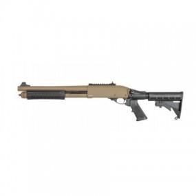 Escopeta de muelle Golden Eagle color negro