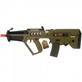 ARES ELECTRIC RIFLE T21 SHORT TAN