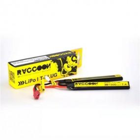 Bateria 7.4V 1500mAh 25/50C RACCOON PRO D10