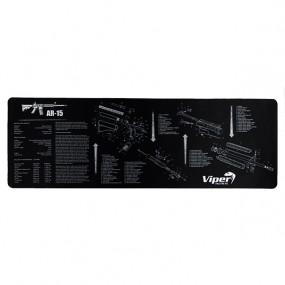 Alfombra de reparación de armas - AR15