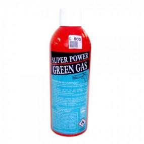 SUPER GREEN GAS 600ML