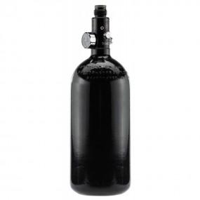 Botella de aluminio Proto 0.8L con regulador DyeLT de 3000 psi