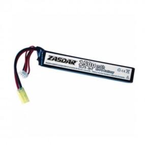 Batería Li-Po ZASDAR 11,1 V...