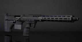 SRS A2 22 Black Silverback Desert Tech