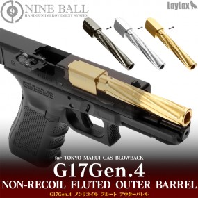 Glock 17 Non-Recoiling...
