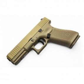 Glock 17 Gen 5 Tan We Tech
